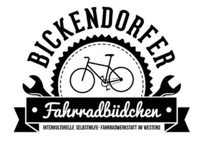 Logo Design Bickendorfer Fahrradbüdchen