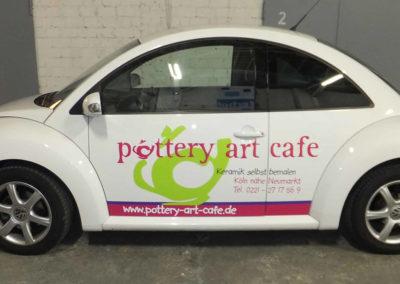 Pottery Art Café