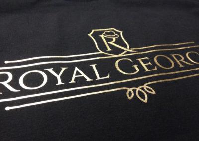Royal George - Logo Design