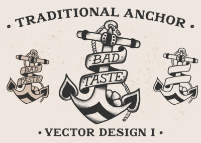 Traditional Anchor I