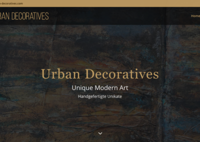 Urban Decoratives